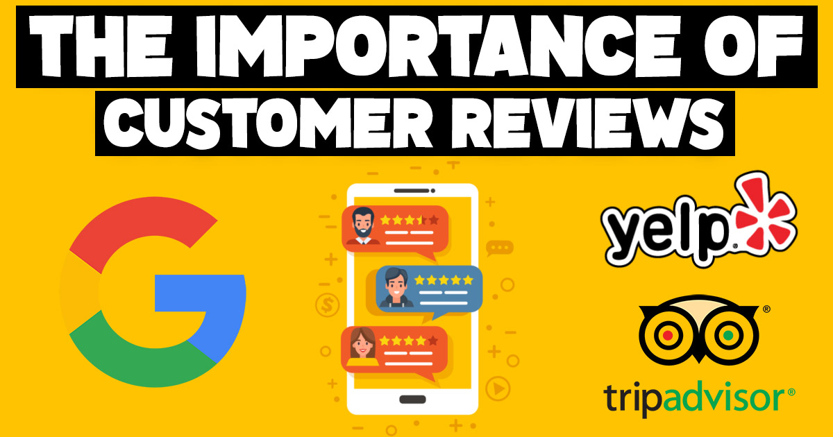 The Importance Of Customer Reviews For Your Business Cosmicostudios Com